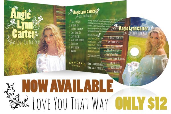 Angie Lynn Carter - love you that way