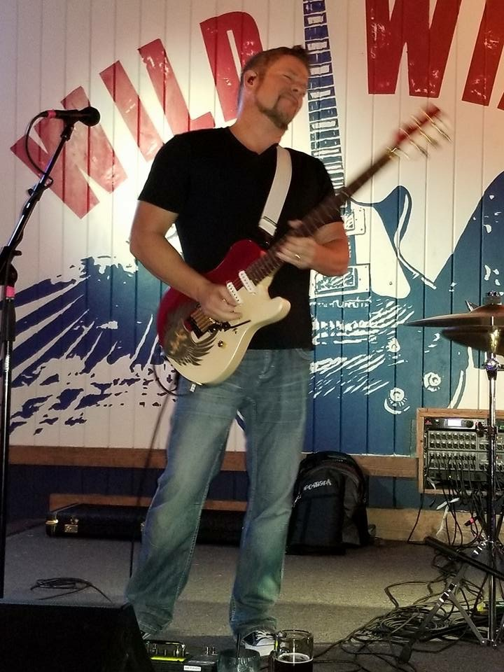 Shane Regal - Gigging Guitarist